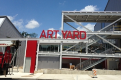 Art Yard Custom Sign in Monroeville