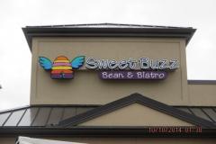 Sweet Buzz- Custom Sign in Jeannette, PA