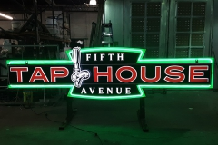 Tap House Custom Sign