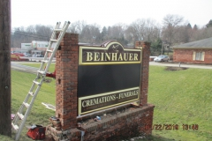 Beinhauer Outdoor Electronic Signs
