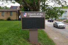 Chuch-EMC Outdoor Electronic Signs