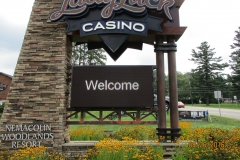 Lady-Luck-EMC Outdoor Electronic Signs Install
