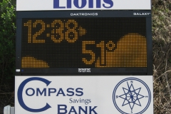 Lions Outdoor Electronic Signs