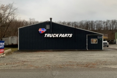 Carquest sign Install