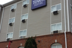 In Town Suite Monroeville Sign Installation