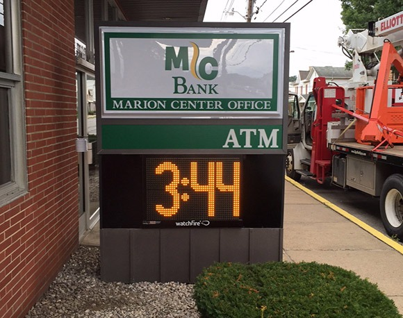LED Signs in Indiana, PA, Monroeville, Pittsburgh, Uniontown