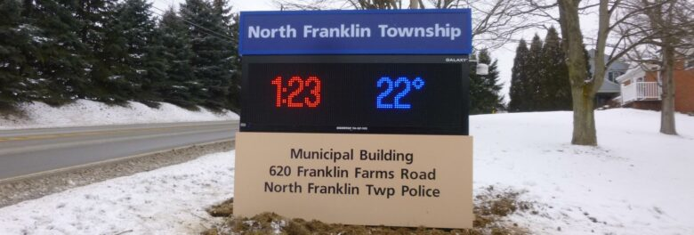 LED Signs in Pittsburgh, Monroeville, Butler, PA, Cranberry Township, PA,